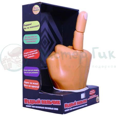 Музыкальная игрушка Мудрый пальчик