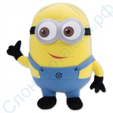 Мягкая игрушка Миньон Дэйв