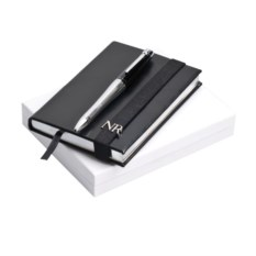 Подарочный набор Nina Ricci из записной книжки и ручки