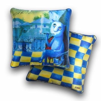 Декоративная подушка «Вдохновение»