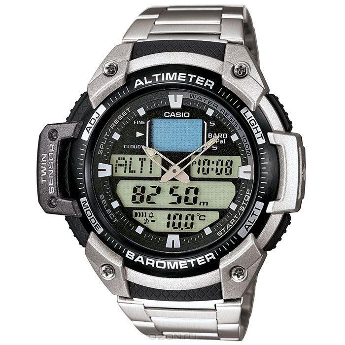 Наручные часы Casio SGW-400HD-1B