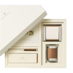 Коричневый подарочный настольный набор Graf Faber-Castell