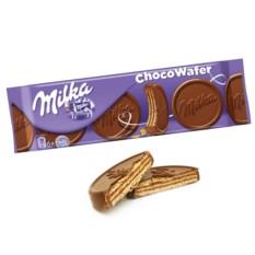 Шоколад Мilka Choco Wafer