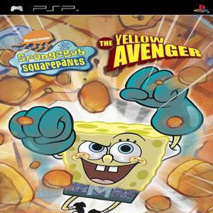 Игра для Sony PSP: SpongeBob Squarepants