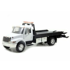 Модель International Durastar 4400 Flat Bed 1:24 Jada Toys