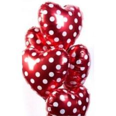 Букет гелиевых шаров Любовь