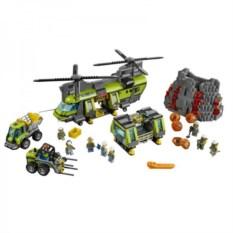 Конструктор Лего. Тяжёлый транспортный вертолет Вулкан