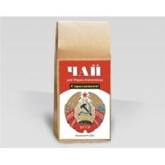 Именной чай «Герб Белорусской ССР»