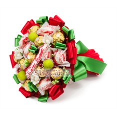 Букет из конфет Фьюжн
