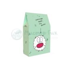 Подарочная коробка Матильда знает, что внутри