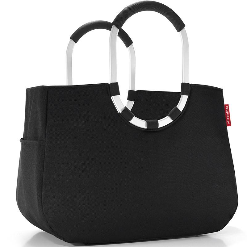 Черная сумка Loopshopper