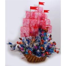 Букет из конфет Каравелла
