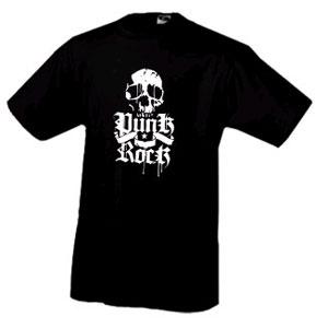 Футболка Punk Rock