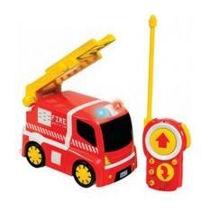 Пожарная машина на радиоуправлени Smoby