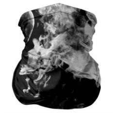 Бандана-труба Дым