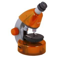 Микроскоп Levenhuk LabZZ М101 Апельсин