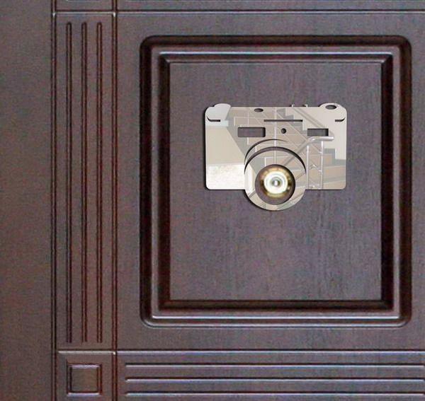Зеркало Фотоаппарат