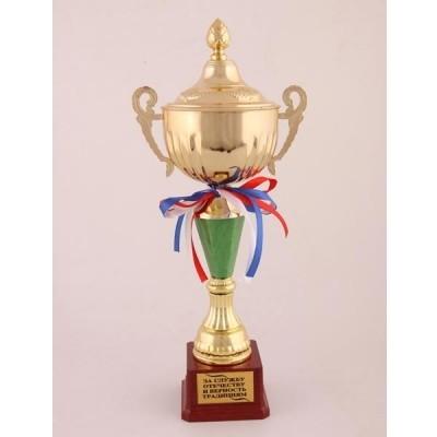 Кубок «За службу отечеству и верность традициям»