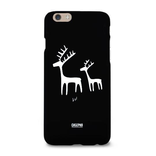 Чехол White Deers для телефона iPhone 6