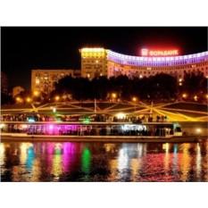 Сертификат Прогулка на River Palace для пятерых