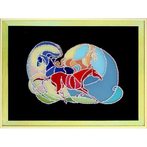Картина «Кони»