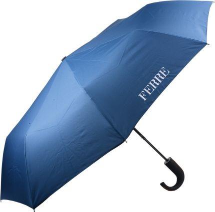 Складной зонт полуавтоматический Gianfranco Ferre