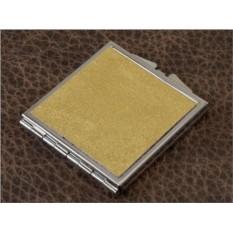 Карманное зеркальце, коллекция Elole Design (золотой)