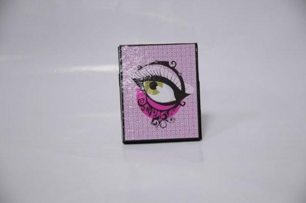 Кошелек самоупаковывающий деньги Кошеленок(Pink eye)