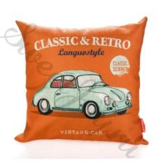 Диванная подушка Classic & Retro – Vintage Car