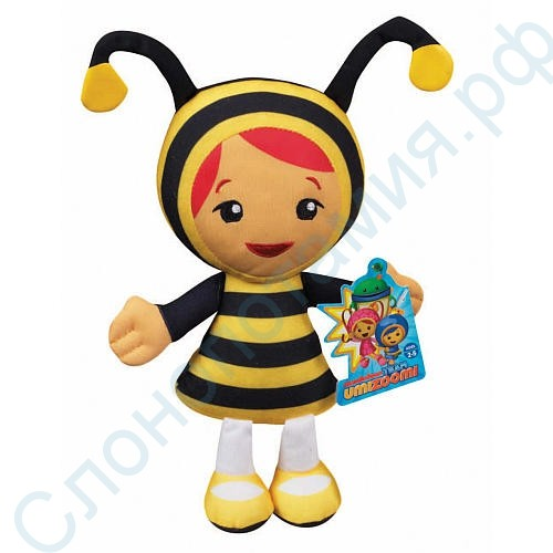 Мягкая игрушка Милли-пчела из команды Умизуми (Umizoomi)