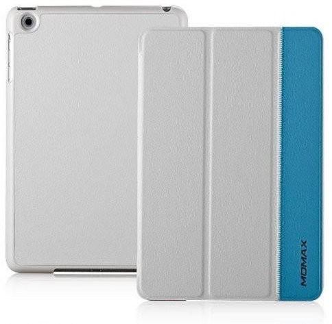 Чехол Momax Flip Cover White-Blue для Apple iPad mini