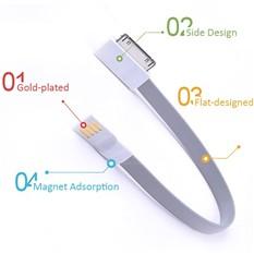 Креативный кабель зарядки для iPhone