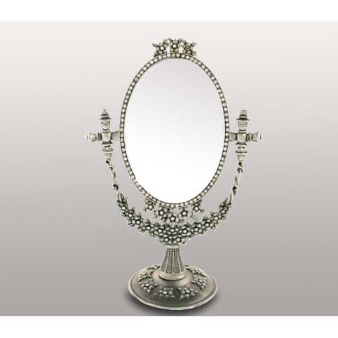 Зеркало настольное(16*17,5 см)