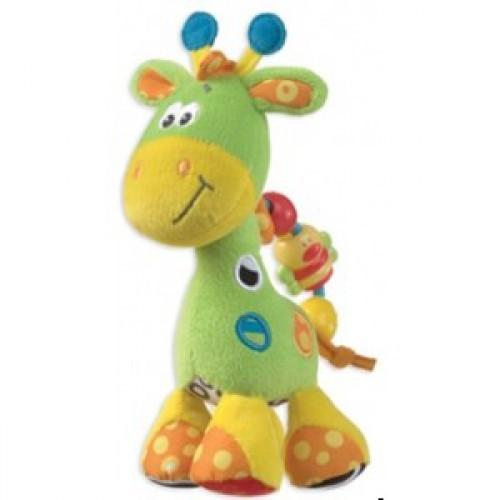 Мягкая игрушка Jungle journey Жираф