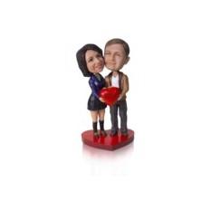 Статуэтка на день Святого Валентина «Это наша любовь»
