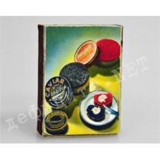 Спички сувенирные «Советский деликатес»