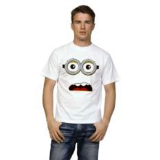 Мужская футболка Лицо миньона