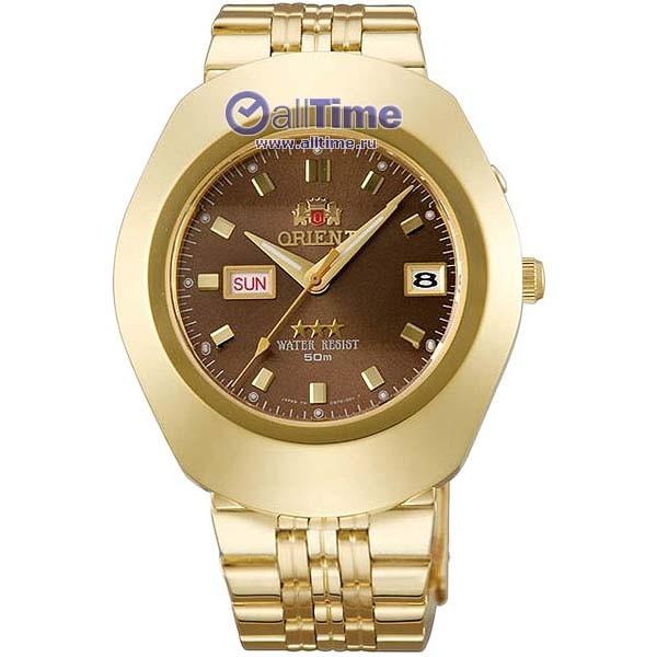 Мужские часы Orient (3 Stars Golden CEM70001T)