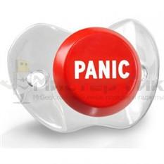 Соска-пустышка Паника Chill baby