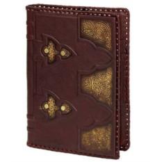 Кожаный ежедневник формата А5 «Восток»