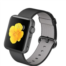 Apple Watch Sport 38mm with Woven Nylon (цвет Black)