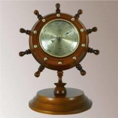 Сувенирный барометр Штурвал
