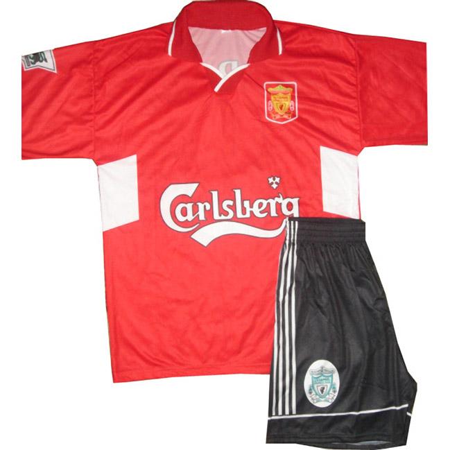 Детская форма Liverpool