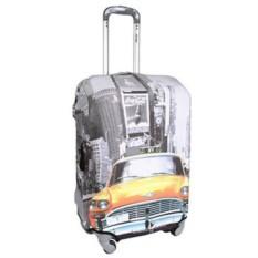 Большой чехол для чемодана New York City