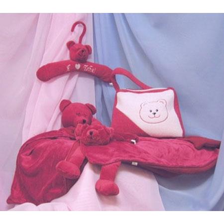 Текстильный набор «Мишка»
