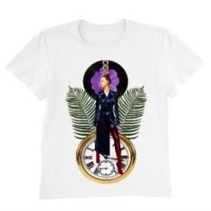 Женская футболка TIK TOK