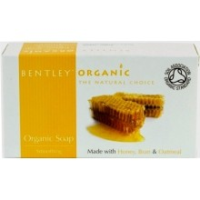 Мыло «Смягчающее» с медом и отрубями