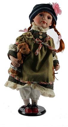 Коллекционная кукла Грета