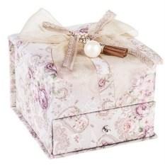 Шкатулка для ювелирных украшений Жемчужина