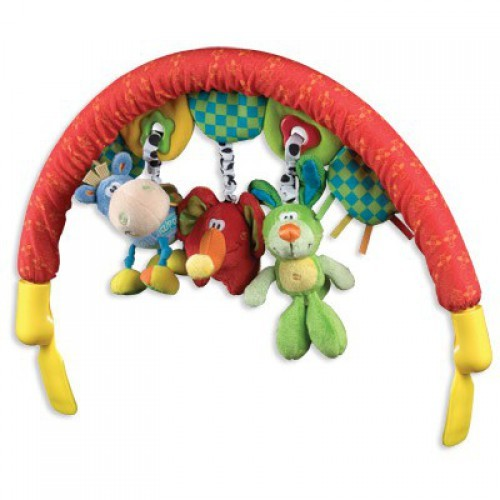 Мягкая игрушка-подвеска Toy box Зоопарк